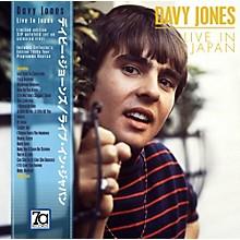 Davy Jones - Live In Japan (Red, White & Blue Vinyl)