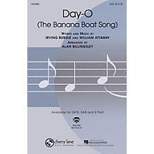 Cherry Lane Day-O (The Banana Boat Song) SAB Arranged by Alan Billingsley