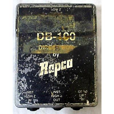 Rapco Db-100 Direct Box