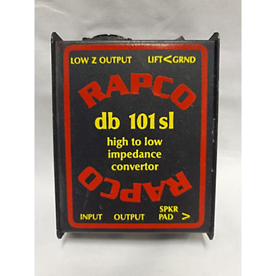 Rapco Db101sl Signal Processor