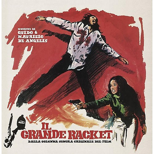 Alliance De Angelis Maurizio & Guido - Il Grande Racket (original Soundtrack)