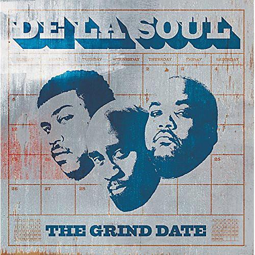 Alliance De La Soul - Grind Date