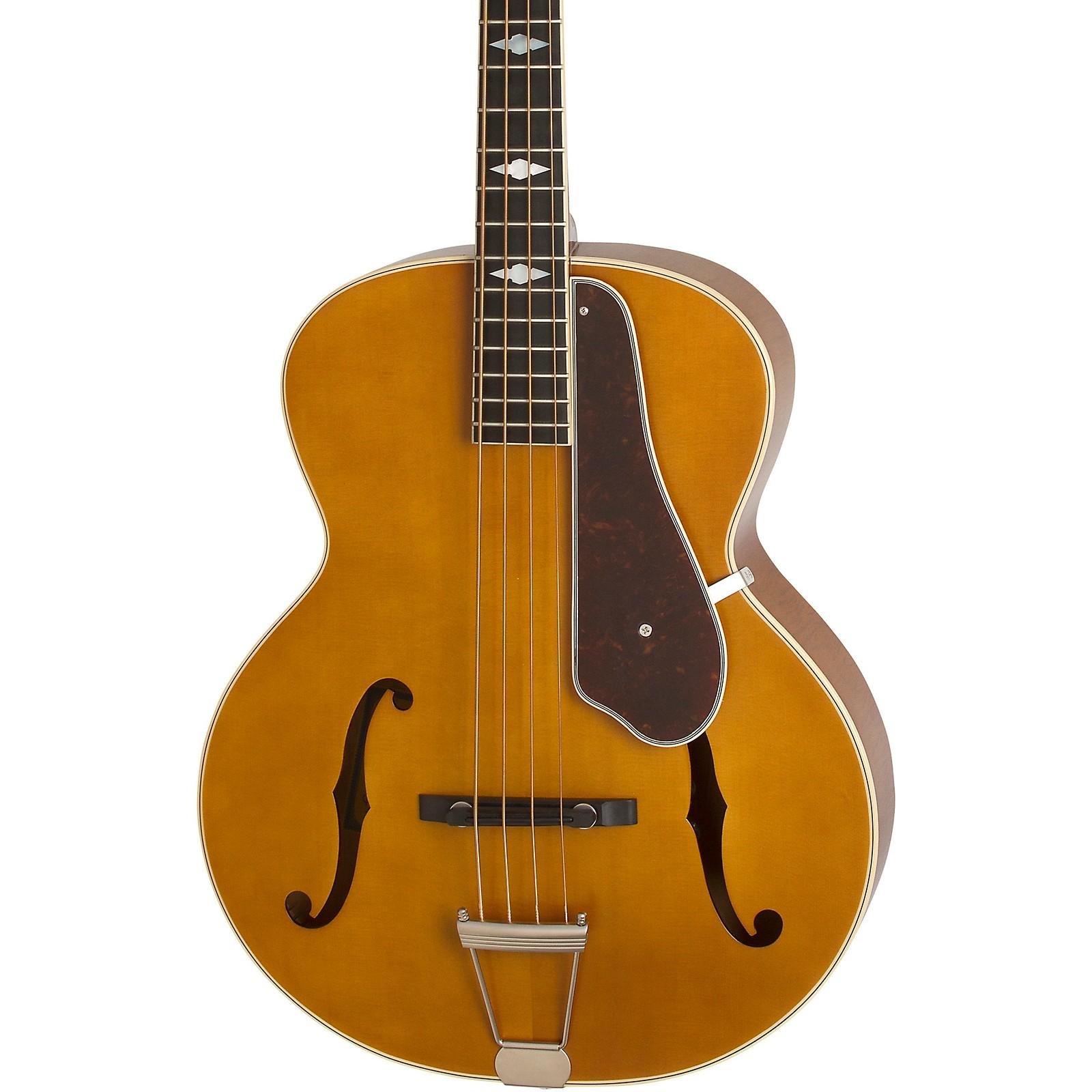 Epiphone De Luxe Classic Acoustic-Electric Bass