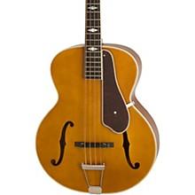 Open BoxEpiphone De Luxe Classic Acoustic-Electric Bass