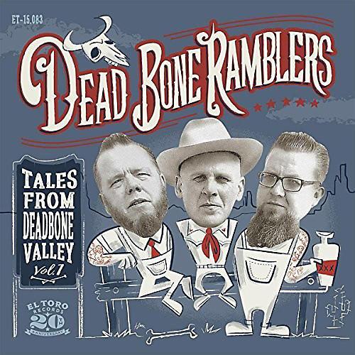 Alliance Dead Bone Ramblers - Tales From Deadbone Valley Vol 1