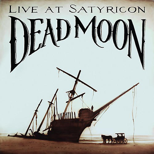 Alliance Dead Moon - Tales from the Grease Trap 1: Live at Satyricon