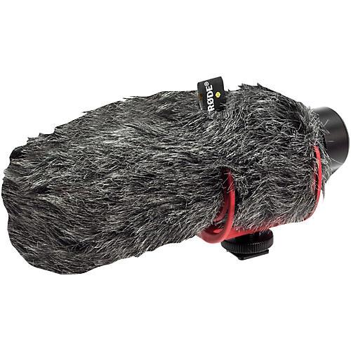 Rode Microphones Deadcat Go Artificial Fur Wind Shield