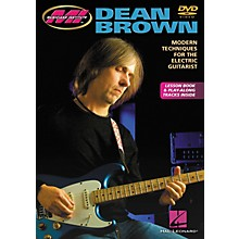 Hal Leonard Dean Brown - Modern Techniques for the Electric Guitarist DVD