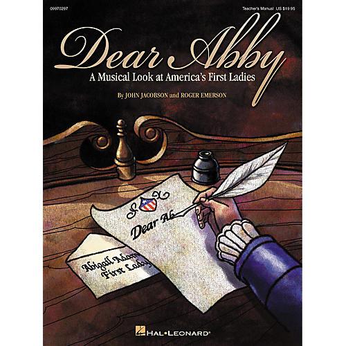 Hal Leonard Dear Abby (Musical) (ShowTrax CD) ShowTrax CD Composed by Roger Emerson