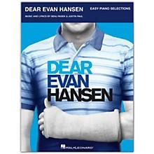 Hal Leonard Dear Evan Hansen - Easy Piano Selections