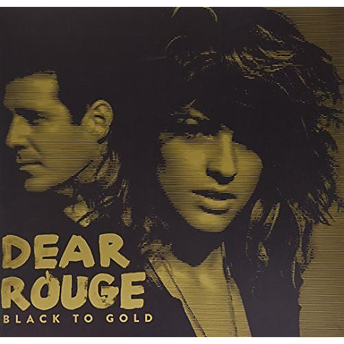 Alliance Dear Rouge - Black to Gold (LP)