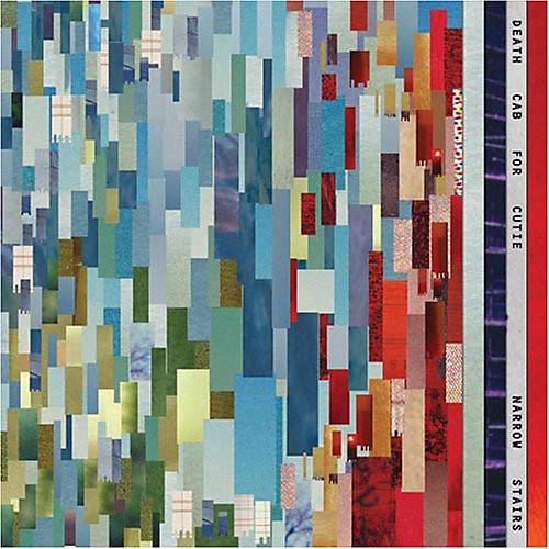 Alliance Death Cab for Cutie - Narrow Stairs