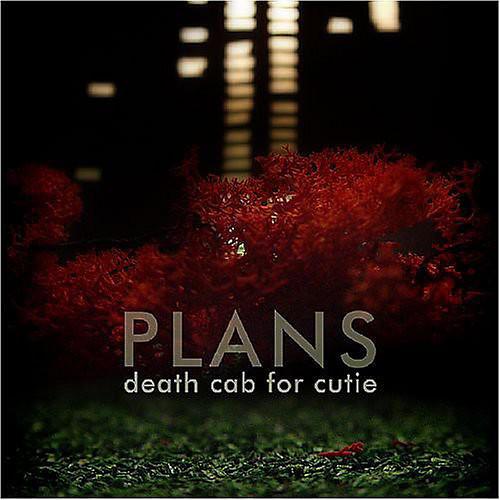 Alliance Death Cab for Cutie - Plans
