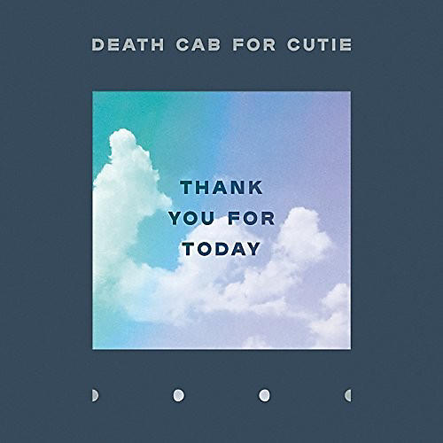 Alliance Death Cab for Cutie - Thank You For Today