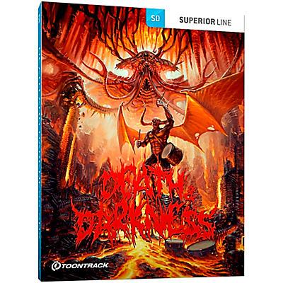 Toontrack Death & Darkness SDX (Download)