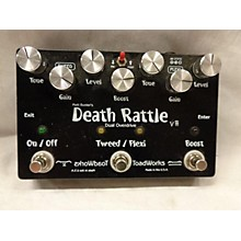 Toadworks Death Rattle Effect Pedal