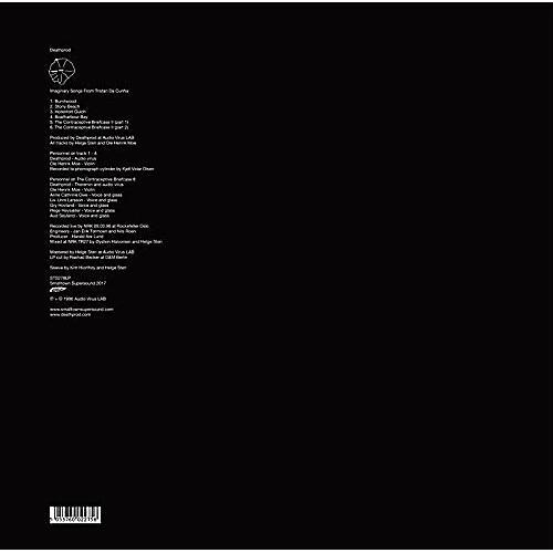 Alliance Deathprod - Imaginary Songs From Tristan Da Cunha