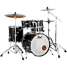 Decade Maple 5-Piece Shell Pack Black Ice