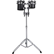 Open Box Ddrum Deccabons, Black 6 in. and 8 in.