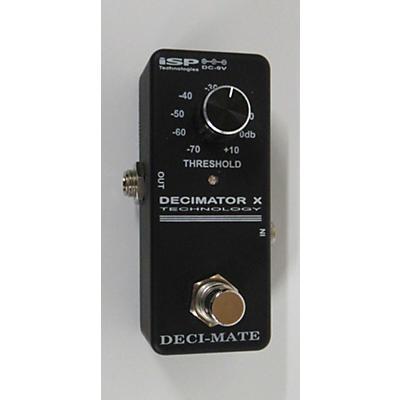 Isp Technologies Decimator X Effect Pedal