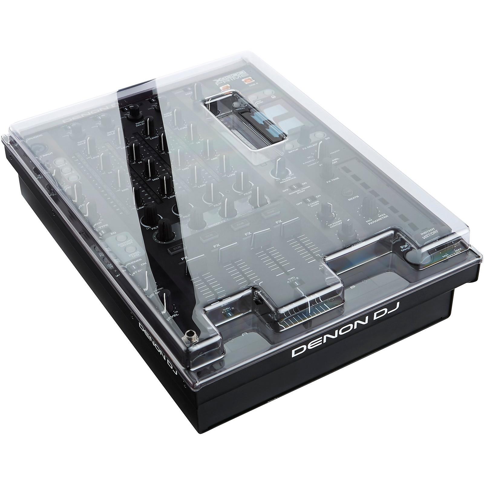 Decksaver Decksaver Denon X1800 Prime Mixer Clear Dust Cover