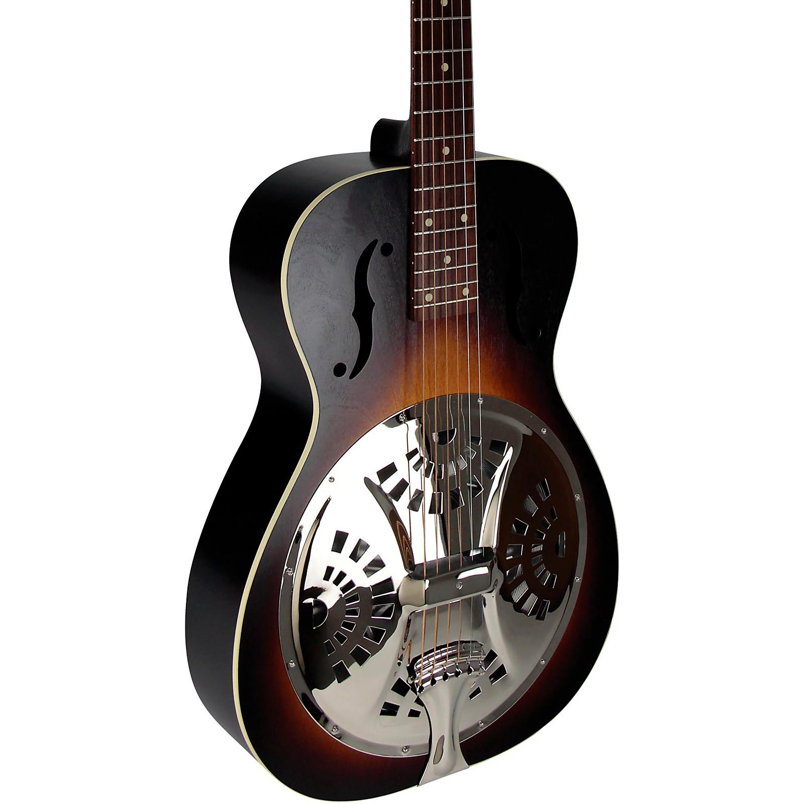 Beard Guitars Deco Phonic Model 27 Roundneck Acoustic-Electric Resonator Guitar