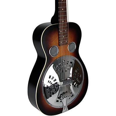 Beard Guitars Deco Phonic Model 27 Squareneck Left-Handed Acoustic-Electric Resonator Guitar