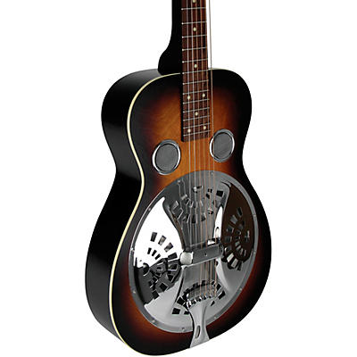 Beard Guitars Deco Phonic Model 27 Squareneck Left-Handed Resonator Guitar