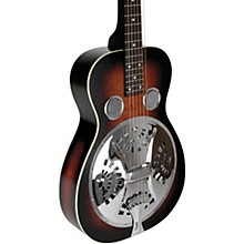 Beard Guitars Deco Phonic Model 37 Squareneck Left-Handed Acoustic-Electric Resonator Guitar