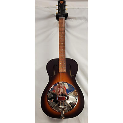 Beard Guitars Deco Phonic Model 47 Resonator Guitar