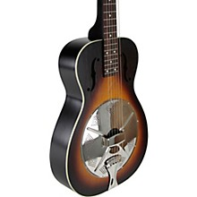 Beard Guitars Deco Phonic Model 47 Squareneck Left-Handed Acoustic-Electric Resonator Guitar