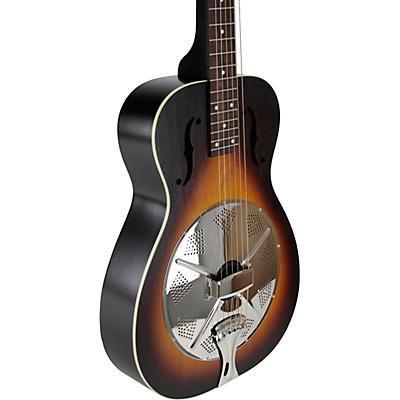 Beard Guitars Deco Phonic Model 47 Squareneck Left-Handed Acoustic-Electric Resonator Guitar