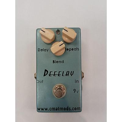 CMAT Mods Deeelay Effect Pedal