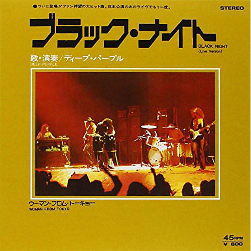 Alliance Deep Purple - Black Night/Woman from Tokyo