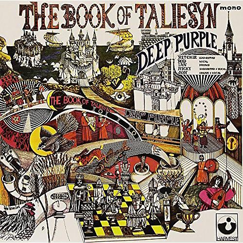 Alliance Deep Purple - Book of Taliesyn (White Vinyl)