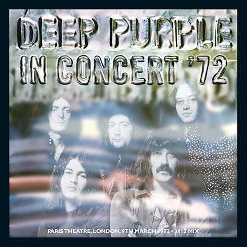Alliance Deep Purple - Deep Purple In Concert '72