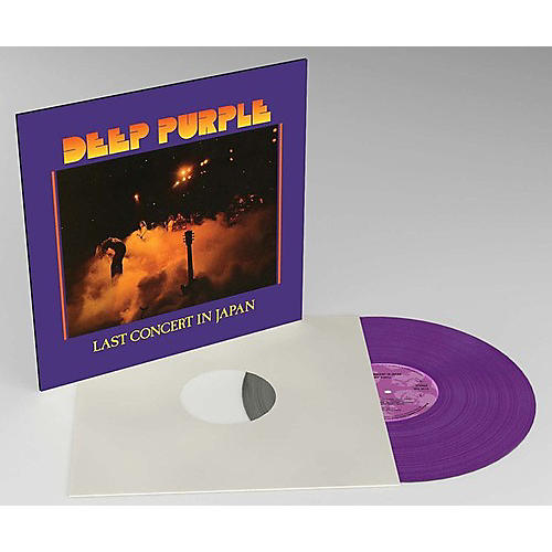 Alliance Deep Purple - Last Concert In Japan (Purple Vinyl)