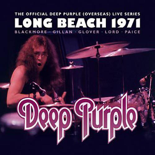 Alliance Deep Purple - Long Beach 1971