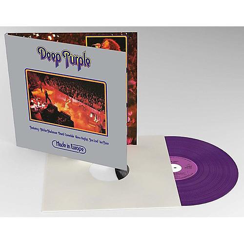 Alliance Deep Purple - Made In Europe (Purple Vinyl)