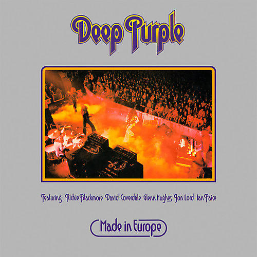Alliance Deep Purple - Made In Europe