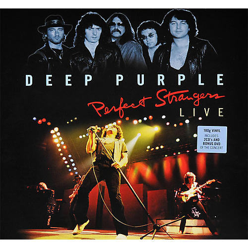Alliance Deep Purple - Perfect Strangers Live