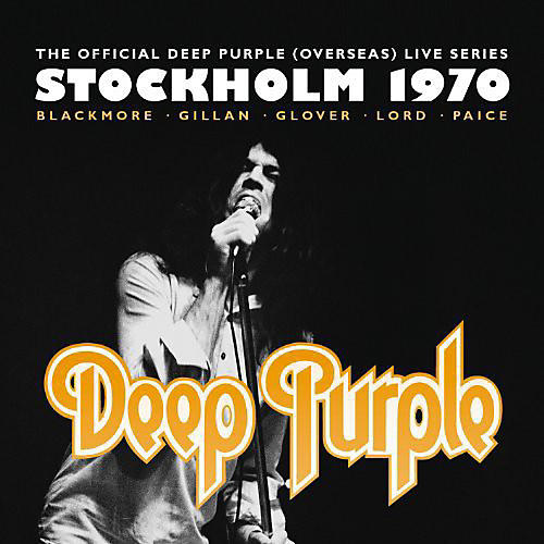 Alliance Deep Purple - Stockholm 1970