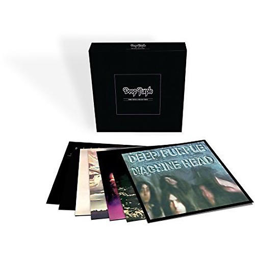 Alliance Deep Purple - Vinyl Collection