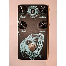 Walrus Audio Deep Six Compressor Effect Pedal