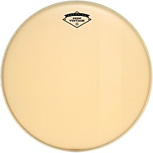 Deep Vintage II Bass Drumhead with Felt Strip 22 in.