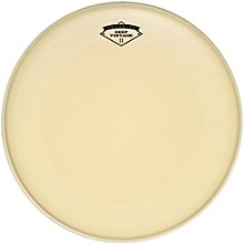 Deep Vintage II Bass Drumhead with Super-Kick 18 in.