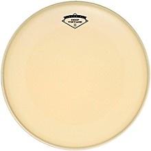 Deep Vintage II Bass Drumhead with Super-Kick 22 in.