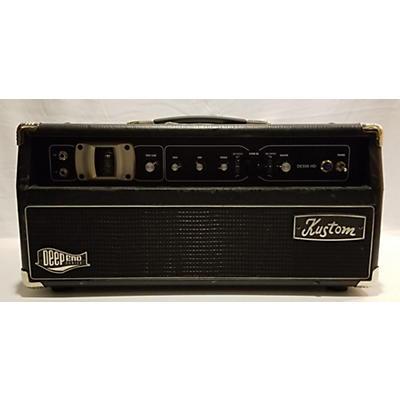 Kustom DeepEnd DE300HD Bass Amp Head