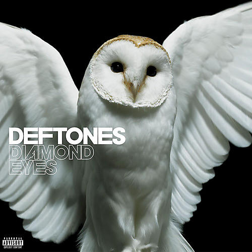 Alliance Deftones - Diamond Eyes [White Colored Vinyl]