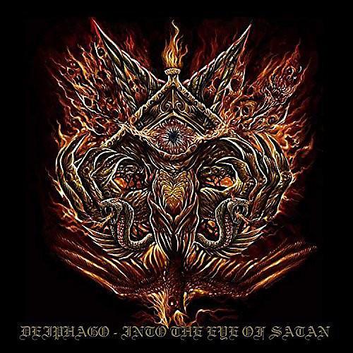 Alliance Deiphago - Into the Eye of Satan